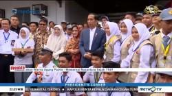 Agenda Padat Jokowi Selama Sehari di Ranah Minang