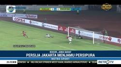 Jamu Persipura, Persija Jakarta Raih Poin Penuh