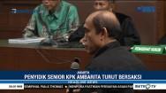 Sidang Lanjutan Dokter Bimanesh Hadirkan Penyidik Senior KPK