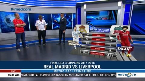 Jelang Final Liga Champions Eropa (1)
