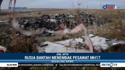 Belanda dan Australia Desak Rusia Tanggung Jawab atas Jatuhnya MH17