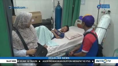 55 Warga Bogor Keracunan Makanan Olahan Tutut