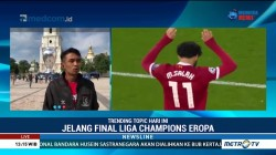 Jelang Final Liga Champions Eropa
