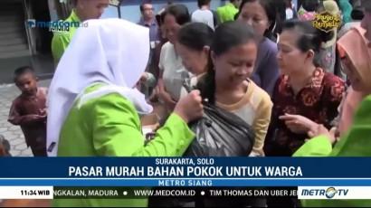 Kemendag Gelar Pasar Murah di Surakarta