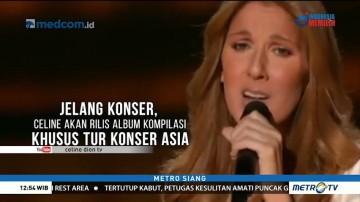 Celine Dion Dipastikan Tetap Gelar Konser di Indonesia