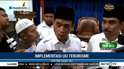 DPR: UU Baru Buat Penanganan Teroris Jadi Lebih Baik