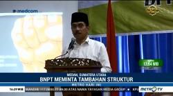BNPT Siapkan Implementasi Penanganan Teroris