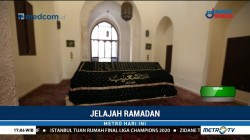 Jelajah Ramadan: Ziarah ke Makam Nabi Syuaib