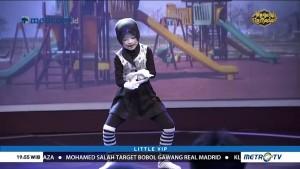 Multitalenta, Bocah Ini Jago Mendongeng dan Pantomim
