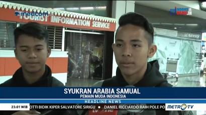 Pemain Muda Indonesia Dilirik Klub La Liga