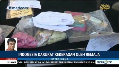 Indonesia Darurat Kekerasan oleh Remaja