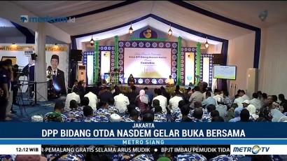 DPP Bidang Otonomi Daerah Partai NasDem Gelar Buka Puasa Bersama