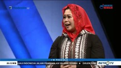 Inspirasi Yenny Wahid: Teguh dan Tak Kenal Lelah (1)