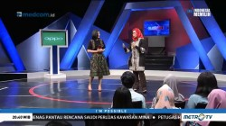Inspirasi Yenny Wahid: Teguh dan Tak Kenal Lelah (3)