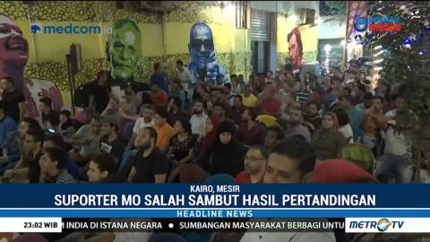 Semangat Warga Mesir untuk Mo Salah