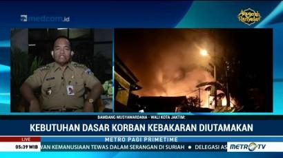 Waspada Kebakaran di Pemukiman Padat