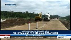 Ruas Tol di Semarang akan Terapkan Tarif Tunggal