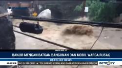 Banjir Bandang Terjang Maryland