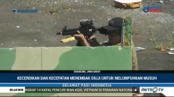 Bermain dan Sosialisasi Airsoft Gun