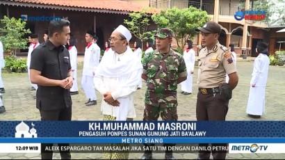 Jelajah Ramadan: Kearifan Ponpes Sunan Gunung Jati Ba'alawy (1)