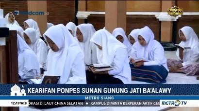Jelajah Ramadan: Kearifan Ponpes Sunan Gunung Jati Ba'alawy (2)