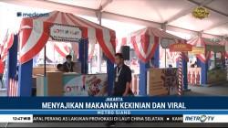 Berburu Makanan Kekinian di Jakarta Fair 2018