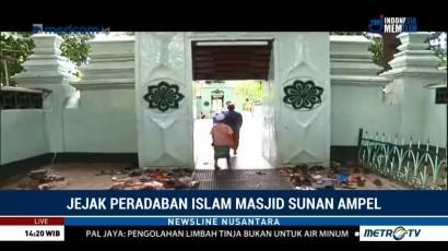 Jejak Peradaban Islam di Masjid Sunan Ampel
