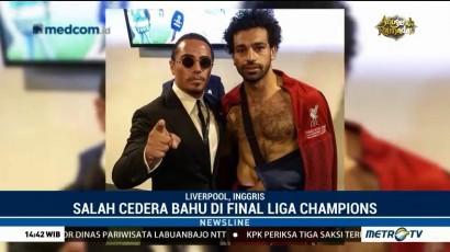 Mohamed Salah Optimis Tampil di Piala Dunia