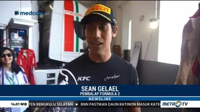 Sean Gelael Tatap Balapan Seri Prancis
