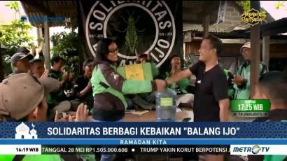 Rantai Kebaikan dari Komunitas Balang Ijo
