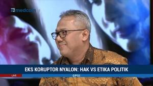 Eks Koruptor <i>Nyalon</i>: Hak vs Etika Poltik (4)