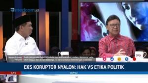 Eks Koruptor <i>Nyalon</i>: Hak vs Etika Poltik (5)