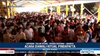 Puja Bakti Waisak di Wihara Ekayana Arama Diikuti 10 Ribu Jemaat
