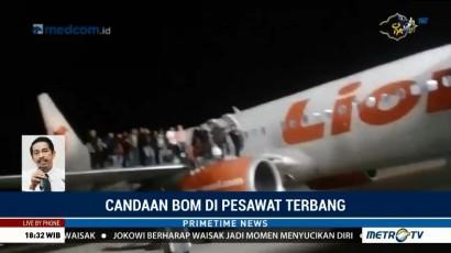 Lion Air Minta Pelaku Candaan Bom Ditindak Tegas