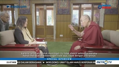 Special Interview with His Holiness Dalai Lama (3)