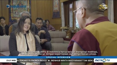 Special Interview with His Holiness Dalai Lama (5)