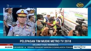 Pelepasan Tim Mudik Metro TV 2018 (1)