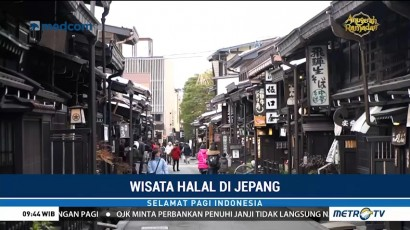 Wisata Halal di Jepang