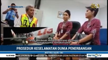Kronologis Kepanikan di Pesawat Lion Air Menurut Pramugari