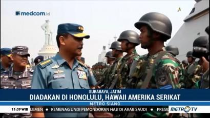 TNI AL Ikut Bagian dalam RIMPAC 2018 di Hawai