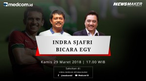 NewsMaker - Indra Sjafri Bicara Egy