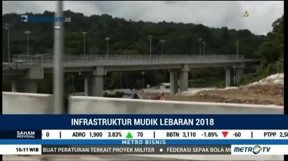 Pembangunan Jembatan Layang Maros-Bone Segera Rampung