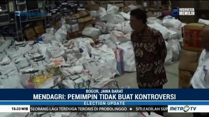 Mendagri Sayangkan Pernyataan Wagub DKI Soal Jokowi