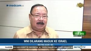Komisi I: Pelarangan WNI oleh Israel Tidak Rasional