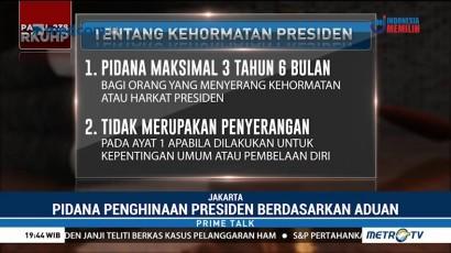 Potensi Multitafsir pada Pasal Penghinaan Terhadap Presiden