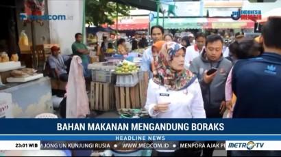Bahan Makanan Takjil Mengandung Boraks Ditemukan di Cirebon