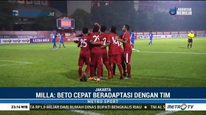 Kesan Beto Goncalves Usai Jalani Debut Bersama Timnas Indonesia