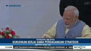 PM India Kunjungi Malaysia