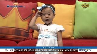 Velyn, Balita Pintar Hafal Pancasila dan Indonesia Raya