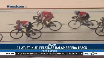 Tim Balap Sepeda Indonesia Nomor Track Masuki Fase Kompetisi